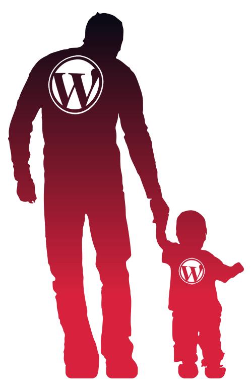 Tema padre y tema hijo - WordPress