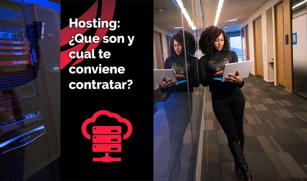 ¿Que son los hosting o alojamientos web?