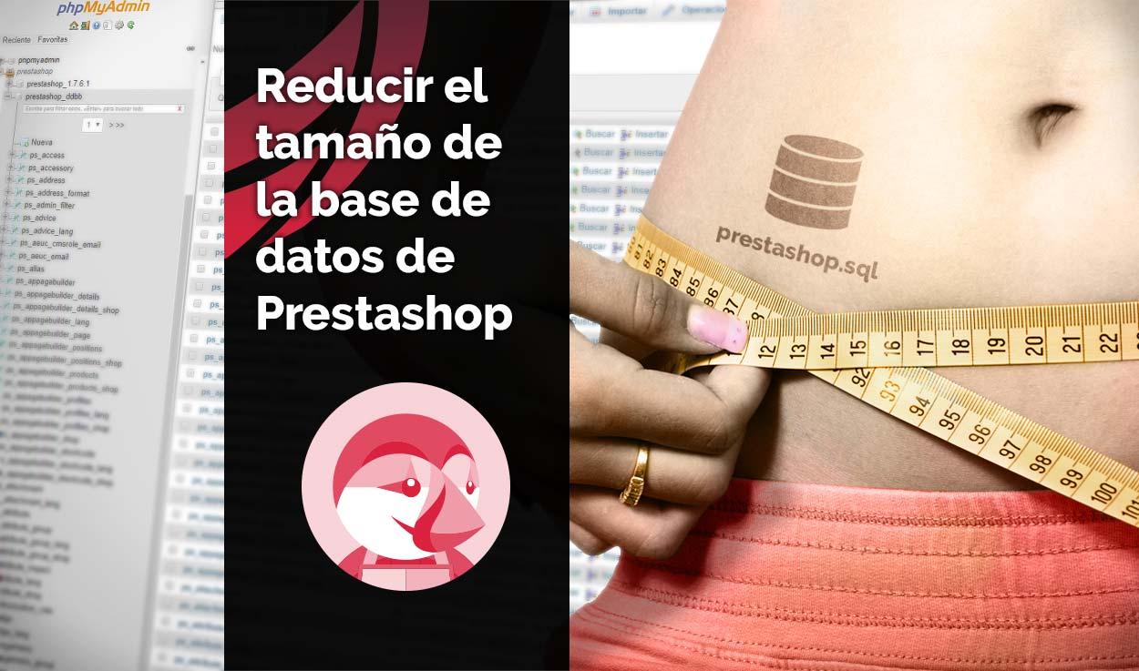 Cómo limpiar la base de datos de Prestashop