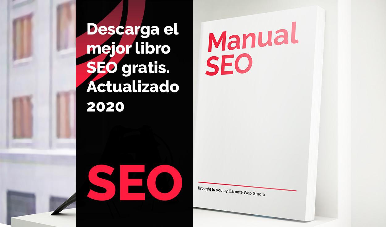Descarga el mejor libro SEO gratis (Actualizado 2020, 70 páginas)