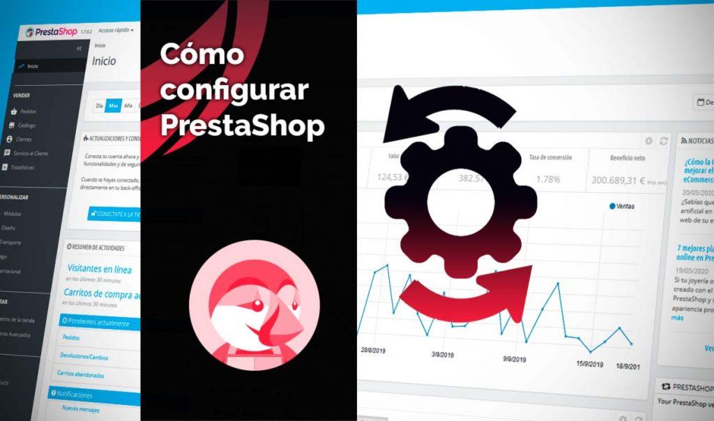 Cómo configurar PrestaShop