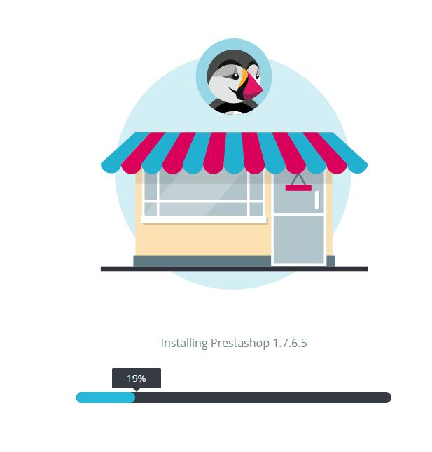 Instalando PrestaShop 1.7