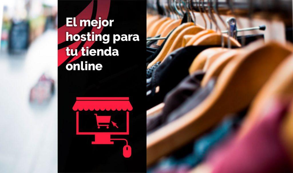 Mejor hosting para comercio electrónico