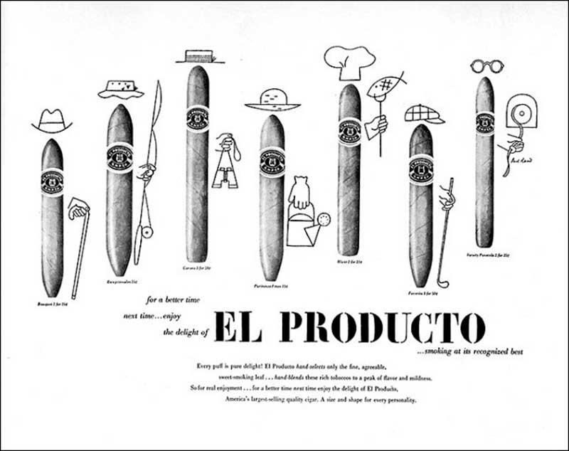 Diseños de Paul Rand