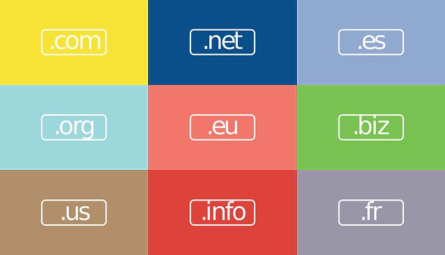 Cómo migrar un dominio .com