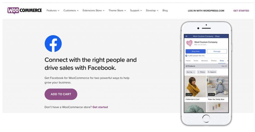 Plugin oficial de instalación de píxel de Facebook en Woocommerce