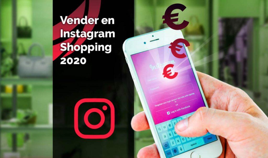 Vender en Instagram Shopping