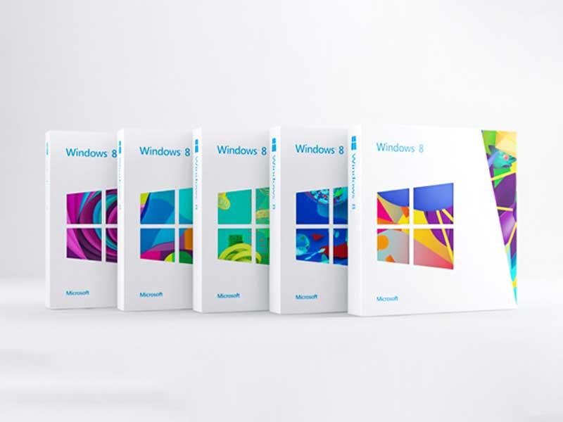 Windows por Paula Scher