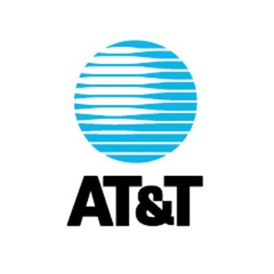 Logotipo de AT&T por Saul Bass