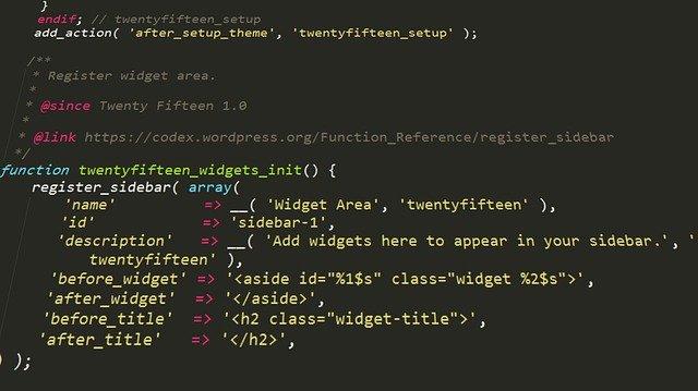 Fichero wp-config.php de WordPress. Cómo activar el modo debug.