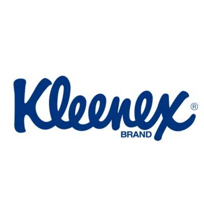 Logotipo de Kleenex.