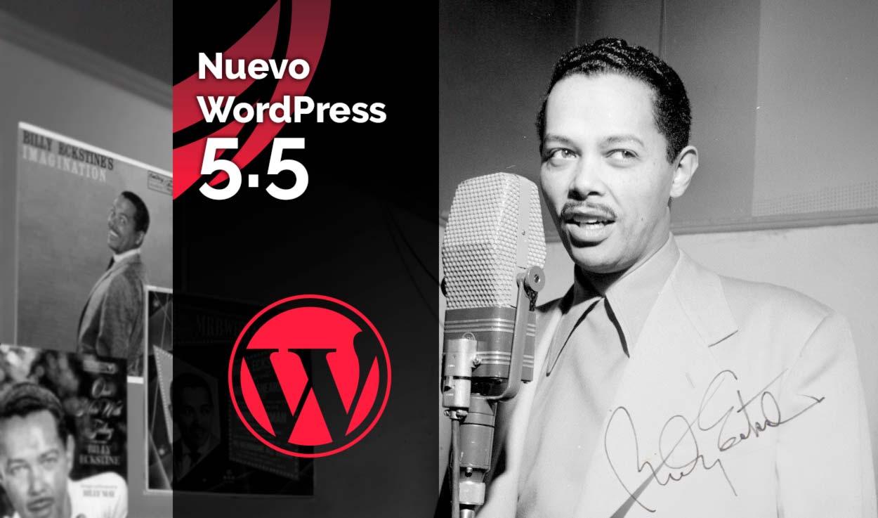 Nuevo WordPress 5.5