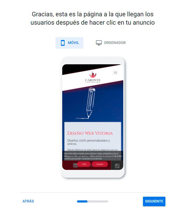 Google Ads en Vitoria-Gasteiz.