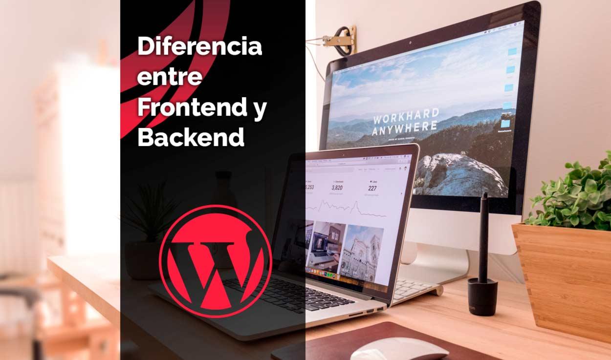 Diferencia entre Frontend y Backend