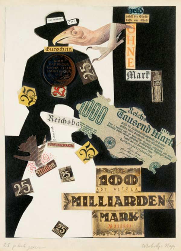 Cartel de László Moholy-Nagy