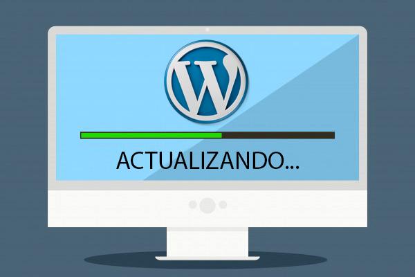 Actualización automática en wordpress 5.6