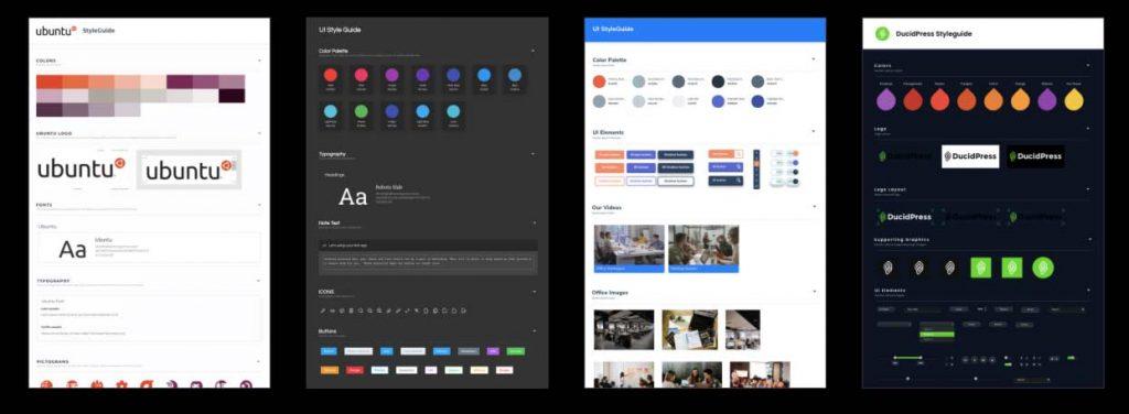 Temas para prototipado web con MockFlow
