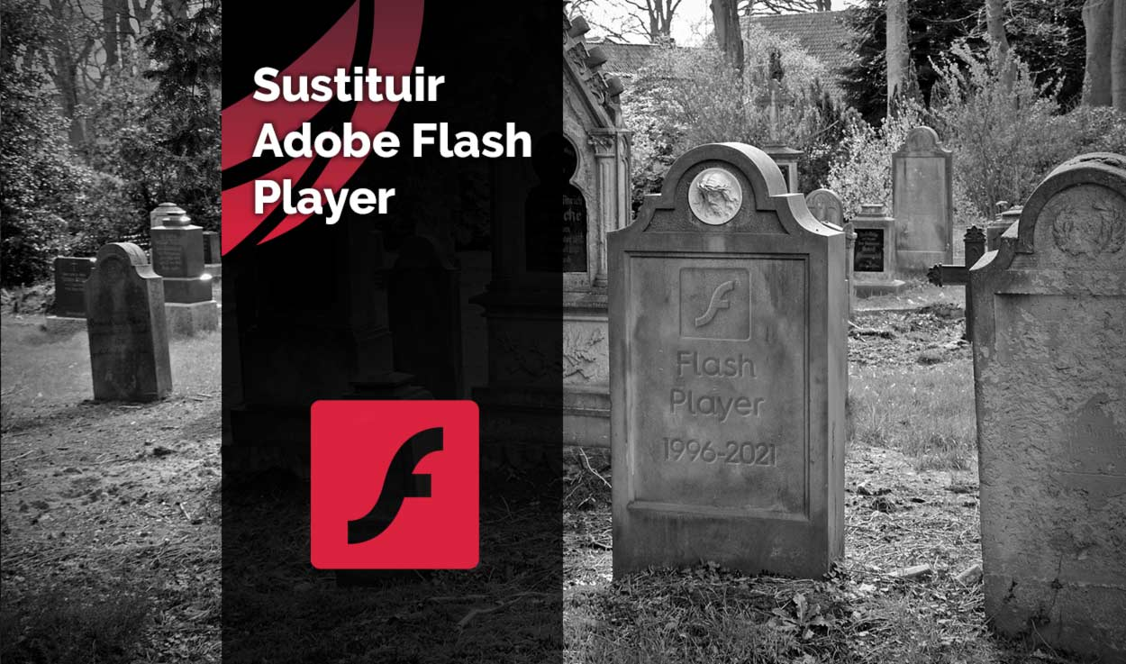 Sustituir Adobe Flash Player
