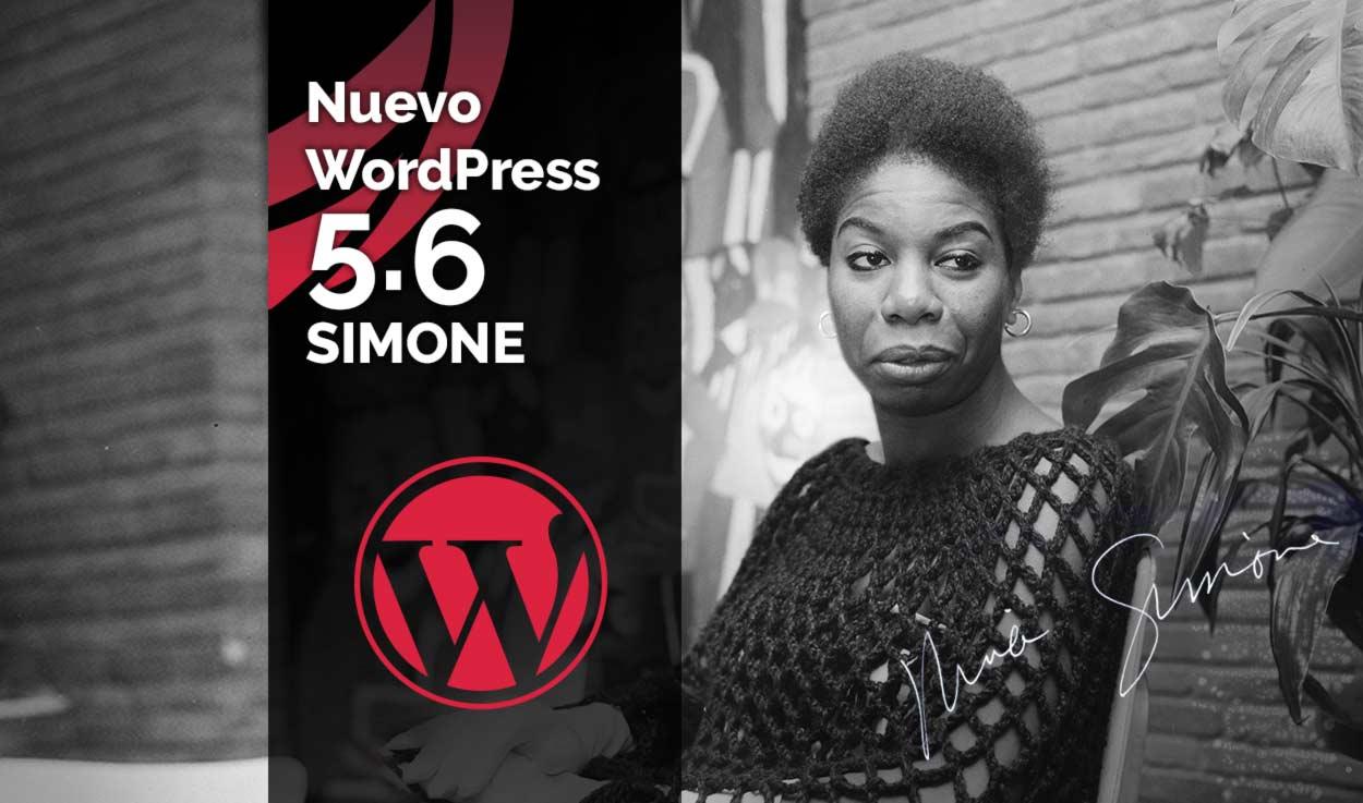 Novedades de WordPress 5.6