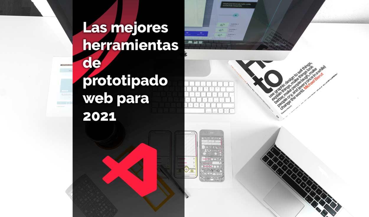 Las mejores herramientas de prototipado web para 2021