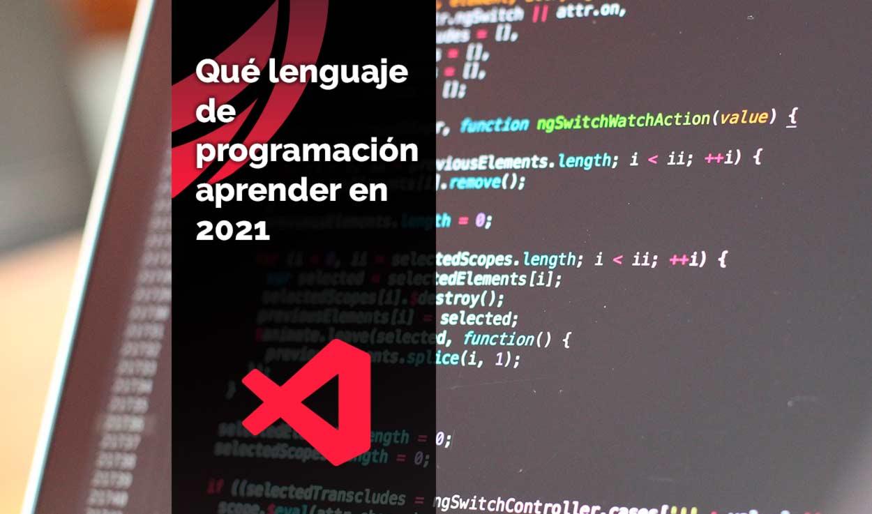 Qué lenguaje de programación aprender en 2021