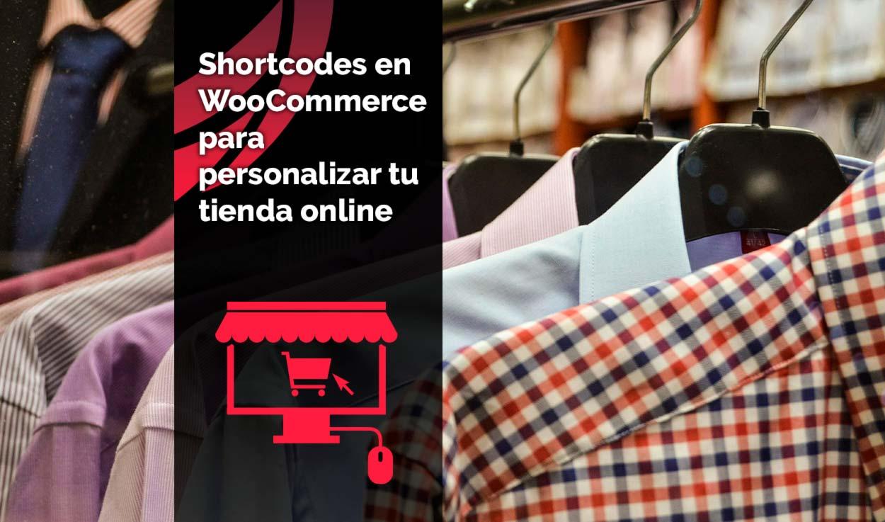 Listado shortcodes WooCommerce en 2021