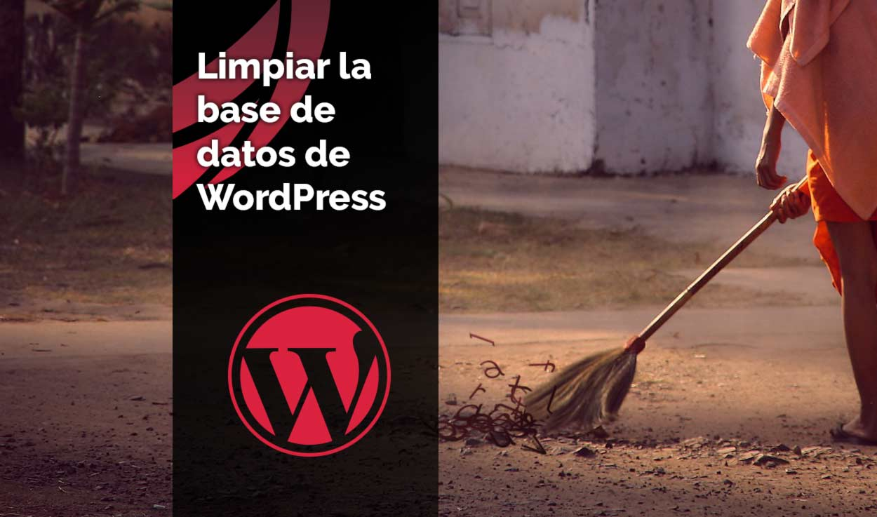 Limpiar base de datos de WordPress