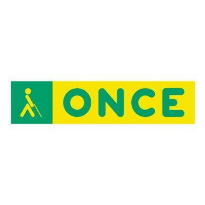 Logotipo de ONCE, por A.Corazón.