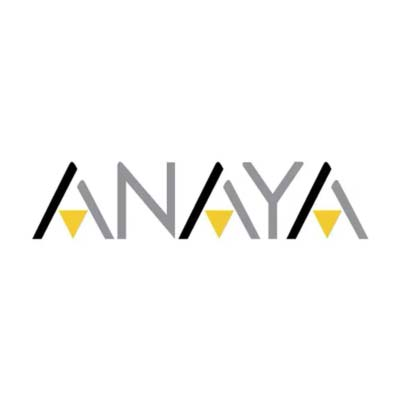 Logotipo de Anaya por Alberto Corazón