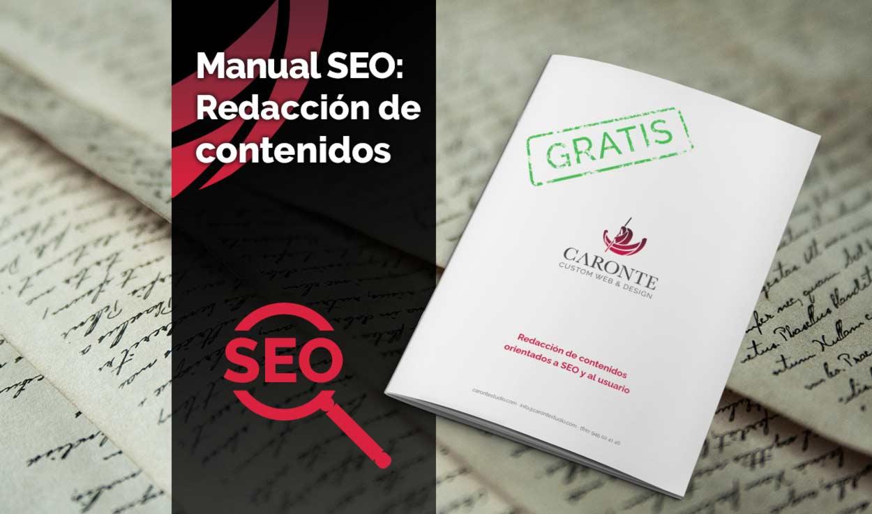 Manual SEO gratis: Redacción de contenidos