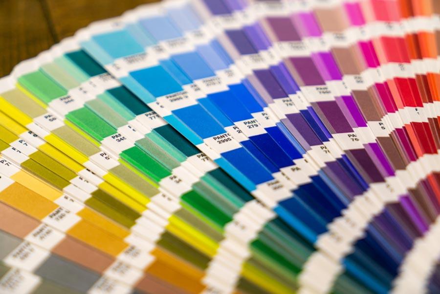 Colores para impresión