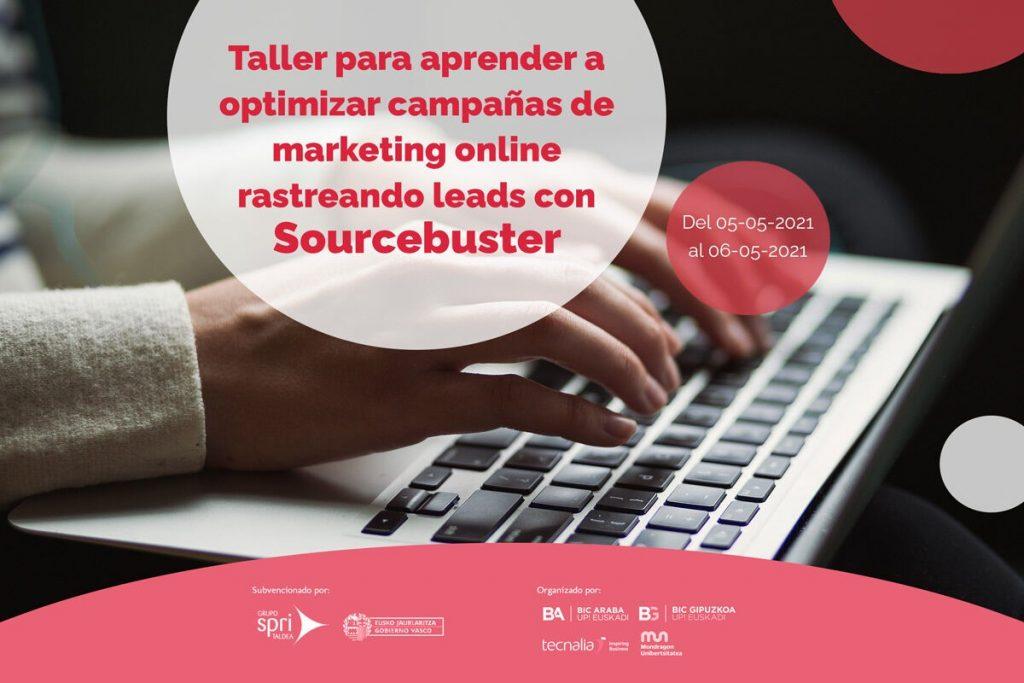 Curso Sourcebuster: Optimizar campañas de marketing online