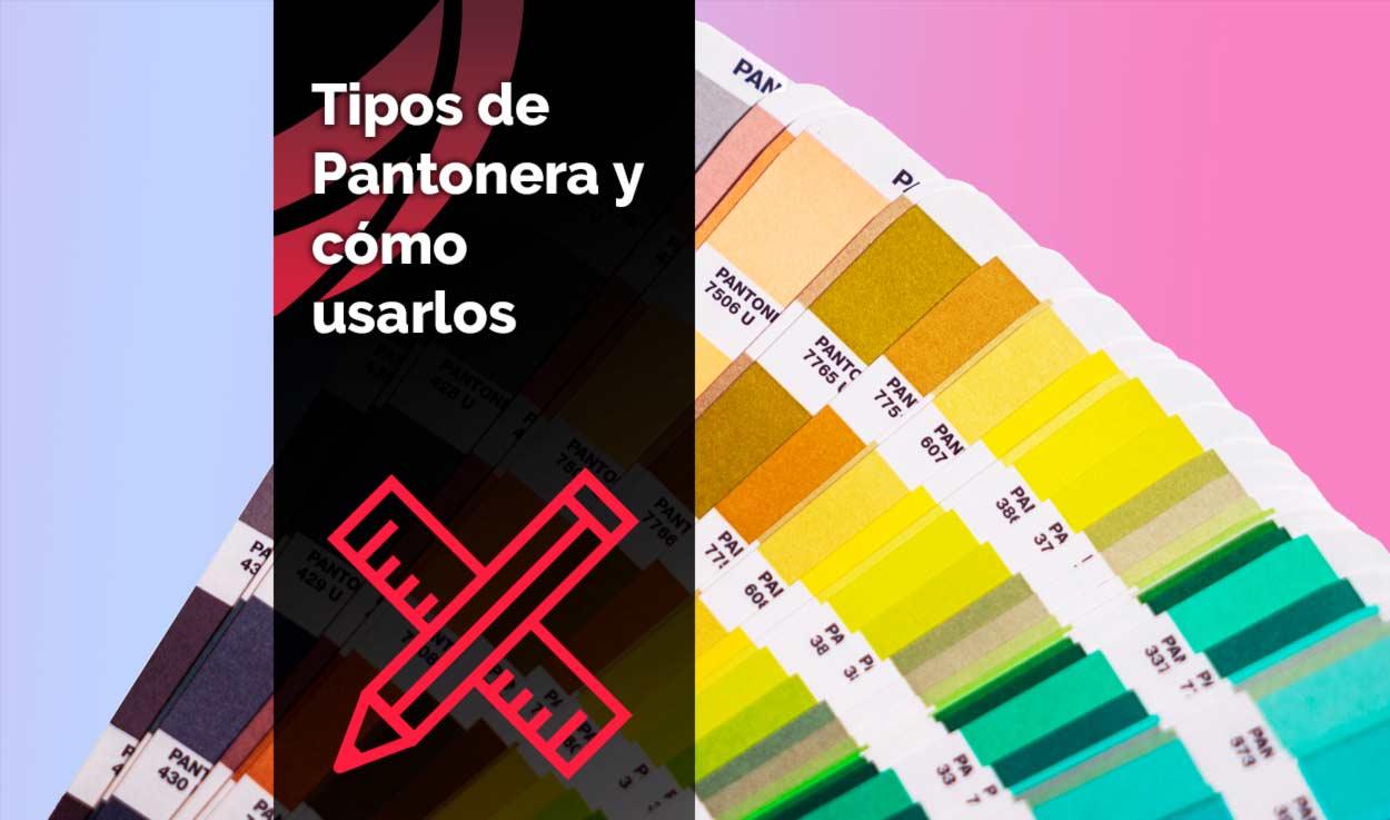 Tipos de Pantonera y cómo usarlos