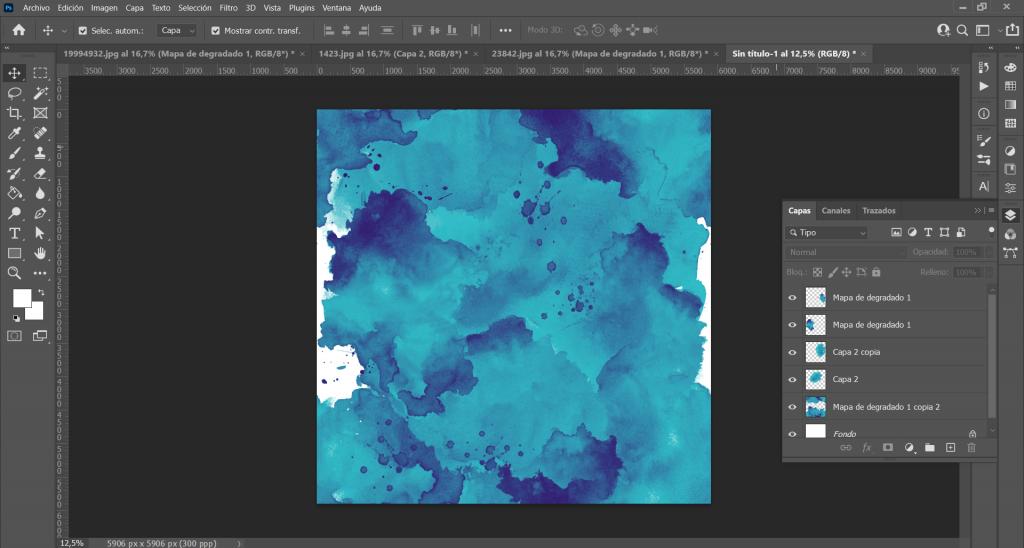 Cómo diseñar un pattern en Photoshop