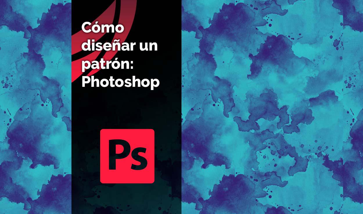 Cómo diseñar un patrón: Photoshop
