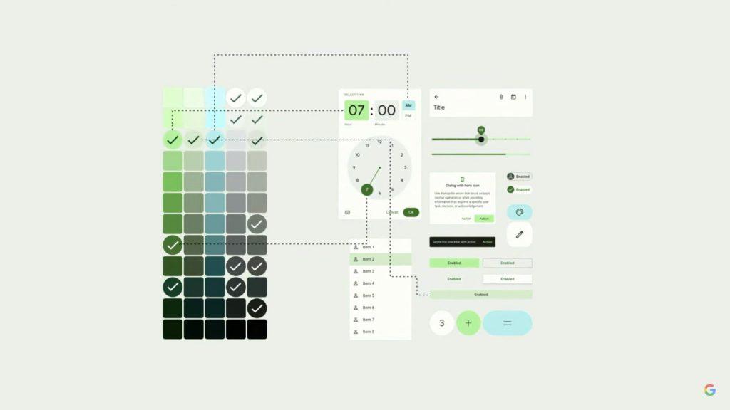 Material You de Google