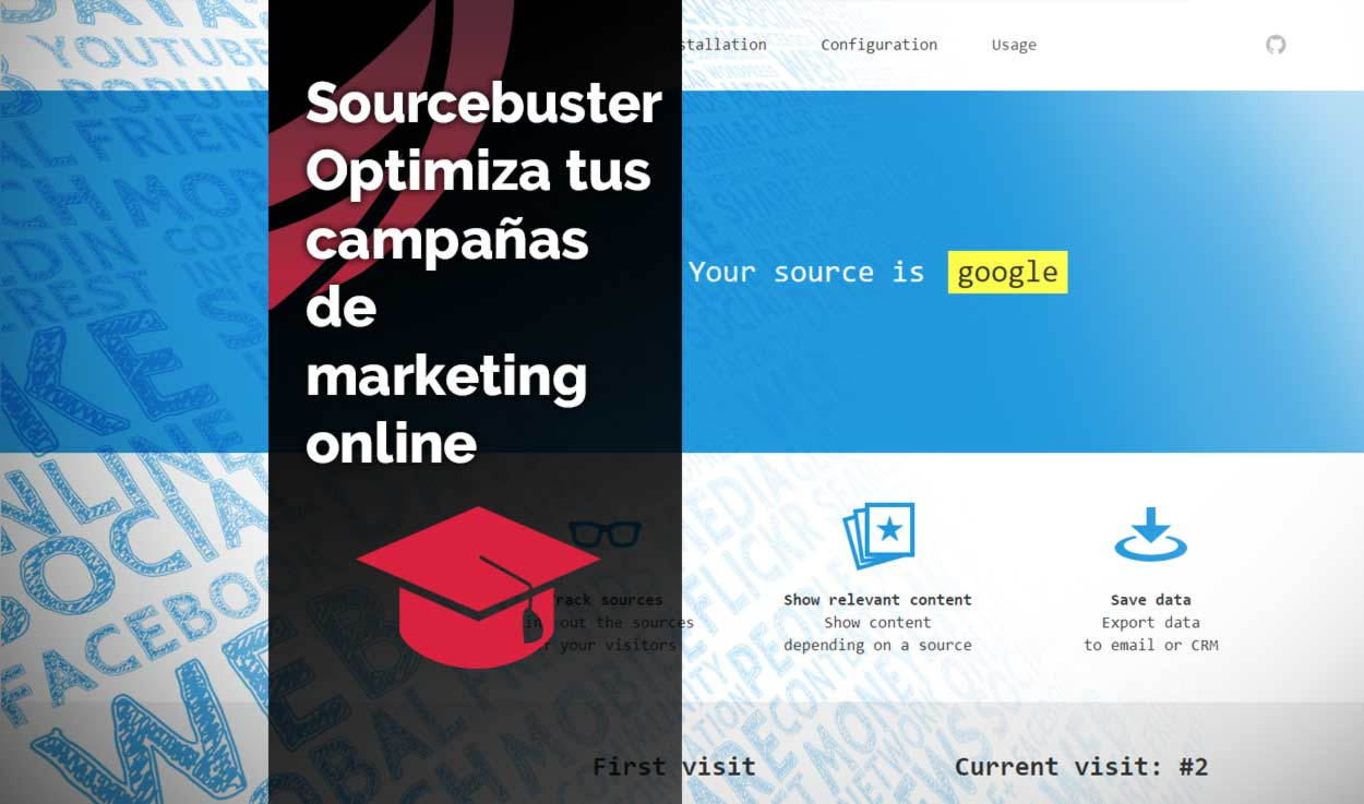 Curso de marketing online: Optimiza campañas con Sourcebuster