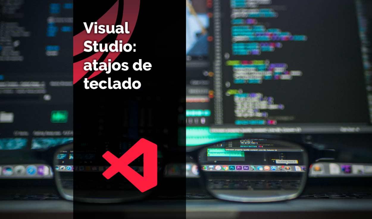 Atajos de teclado en Visual Studio Code