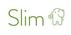 Slim framework logo Los mejores frameworks para PHP