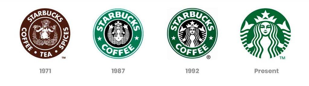 Cuando es necesario un rebranding Starbucks