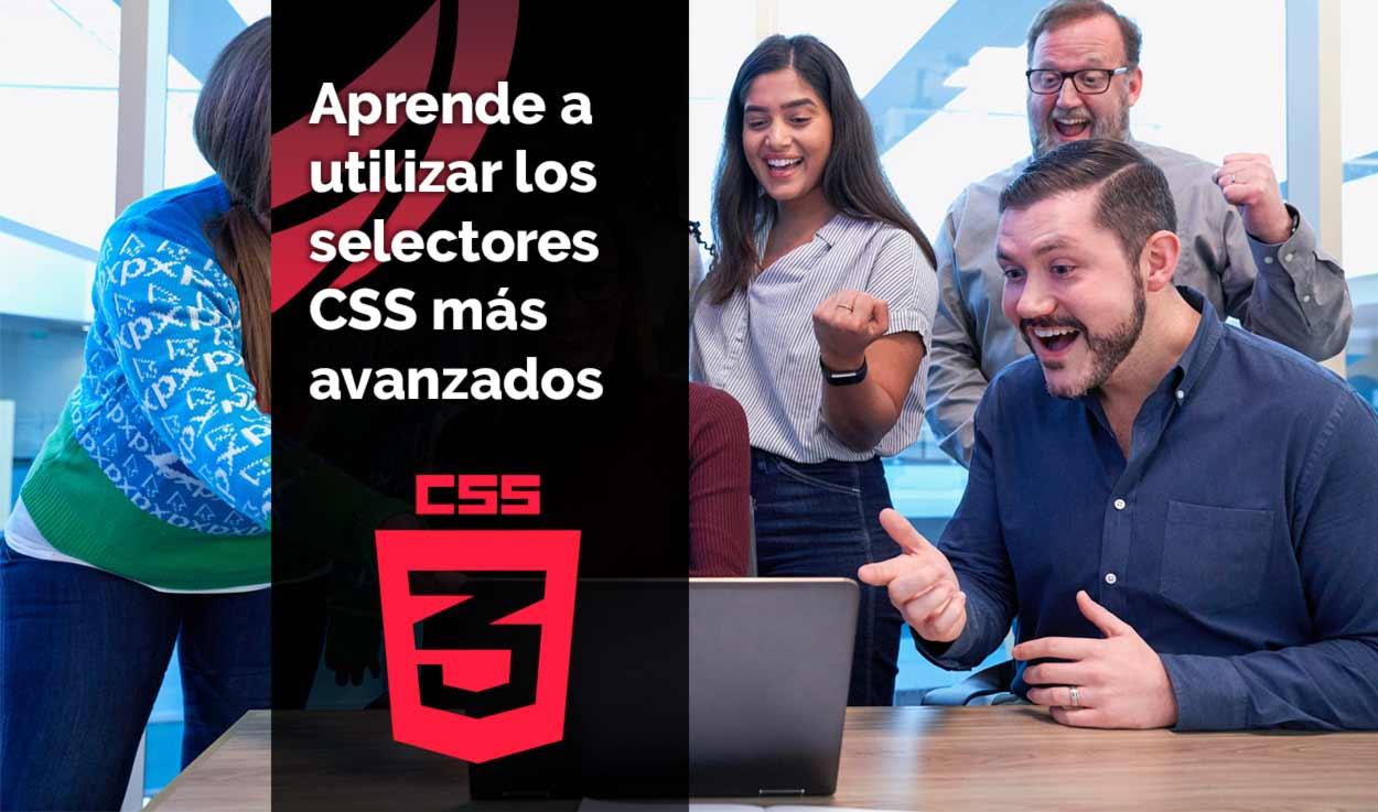 Selectores CSS avanzados