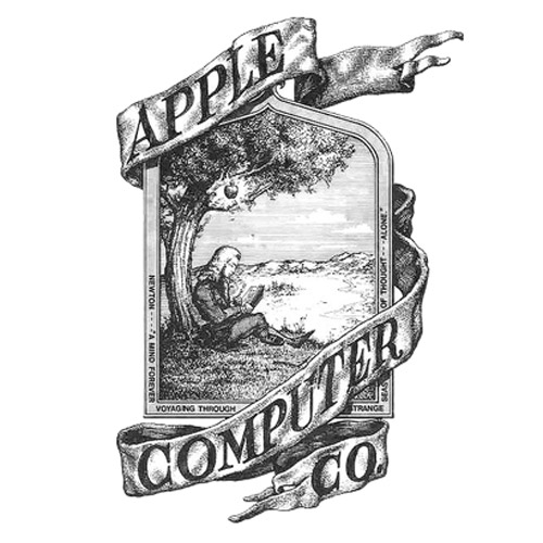 Logotipo de Apple 1976