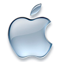 Logotipo de Apple 2001