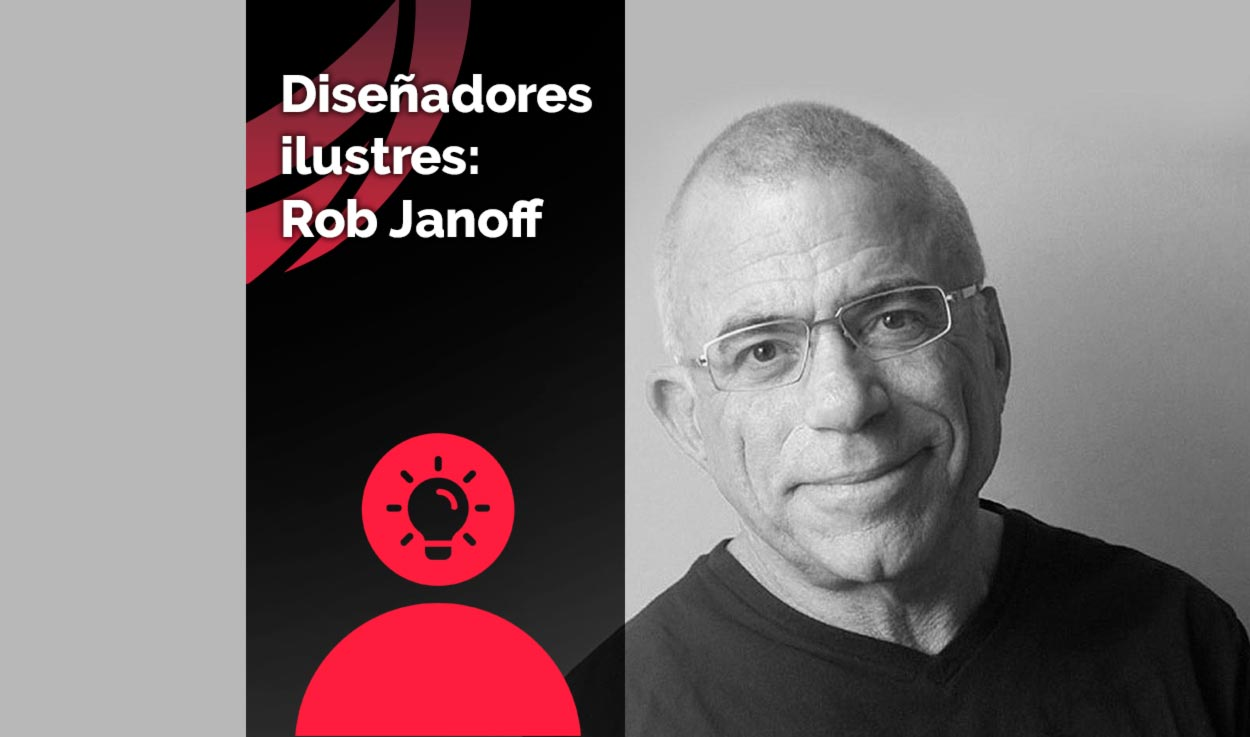 Diseñadores ilustres: Rob Janoff