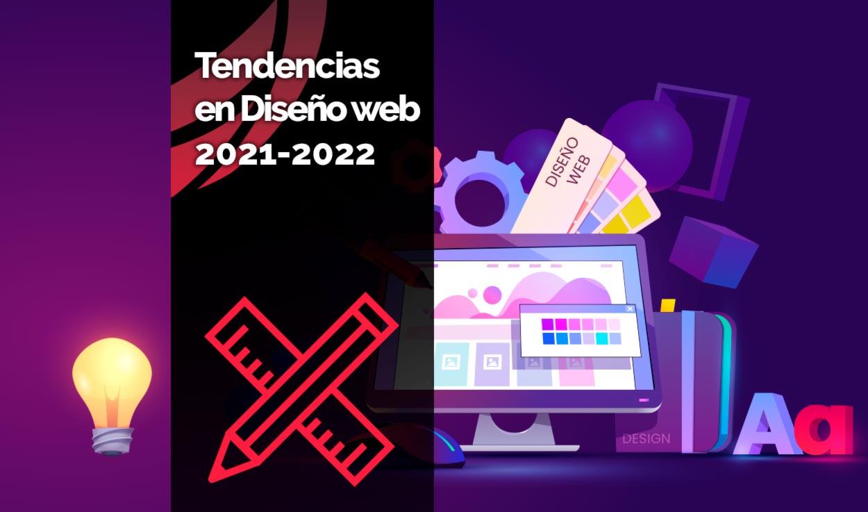 Tendencias en Diseño Web 2021-2022