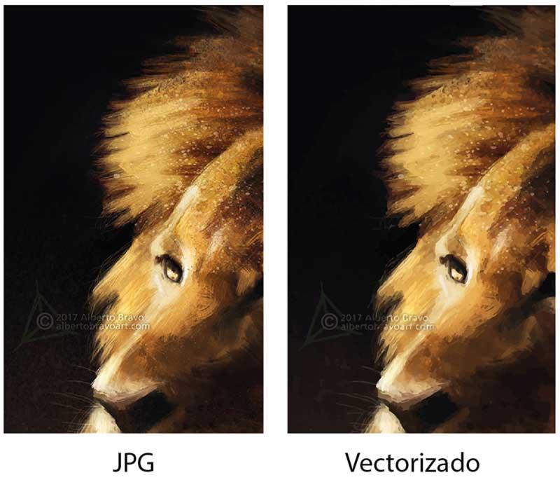 Vectorizar ilustración