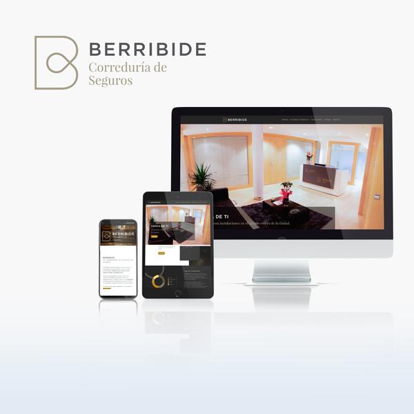 Caronte Web Studio - Berribide Correduria