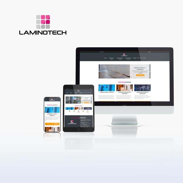 Caronte Web Studio - Laminotech