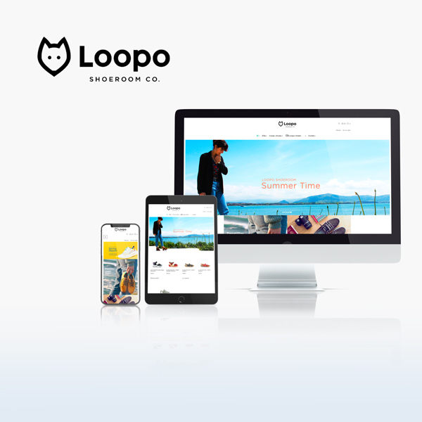 Caronte Web Studio - LOOPO SHOEROOM