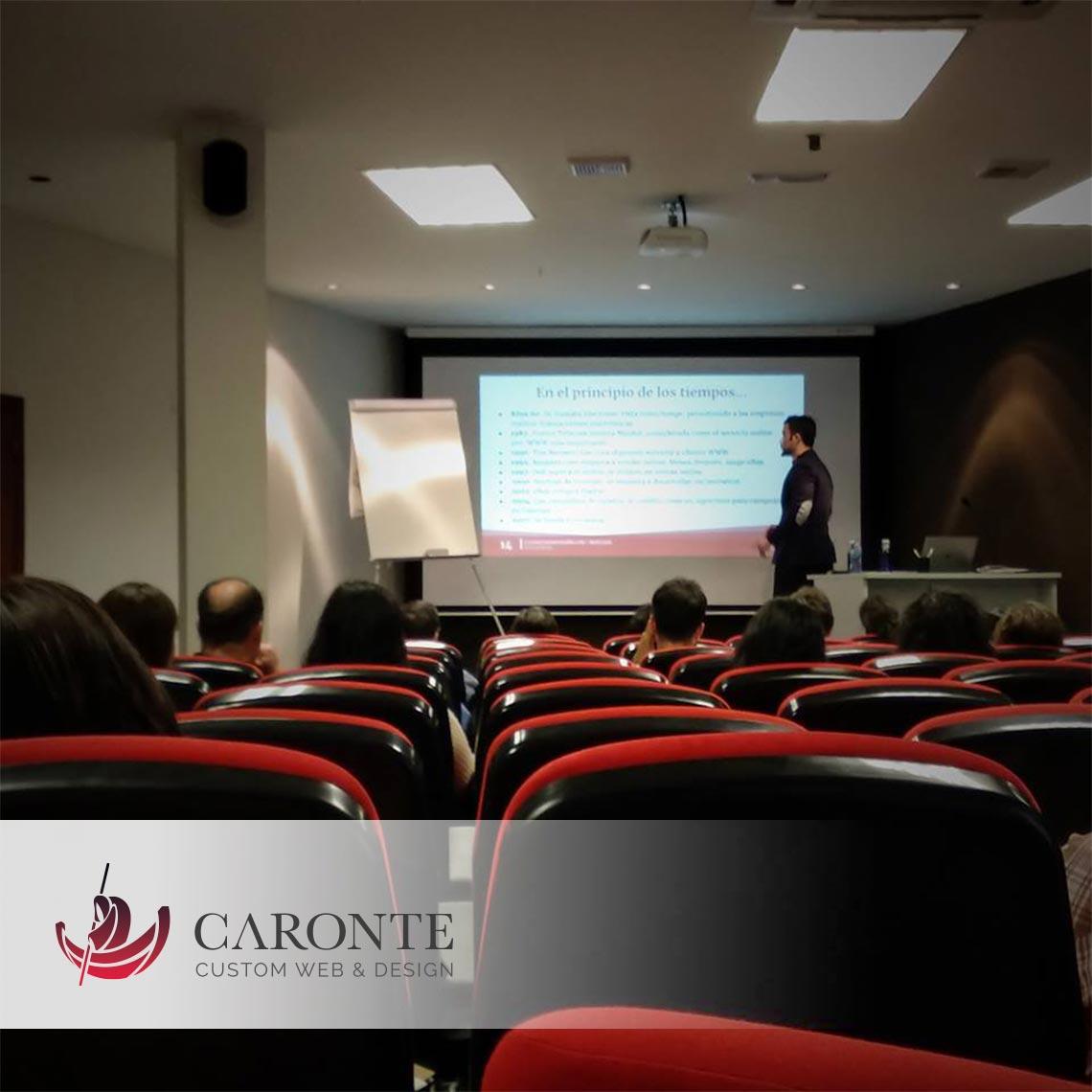 Formación Marketing Online SEO :: Caronte Web Studio